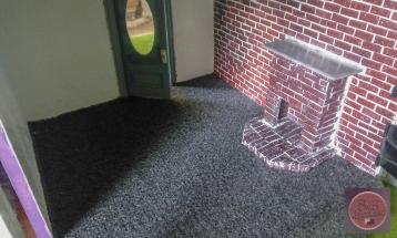 Adding carpet